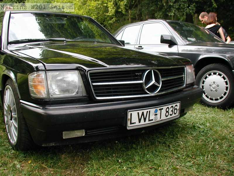 Mercedes Benz Of San Francisco >> '89 190E Grill Replacement Question.... - Page 2 ...